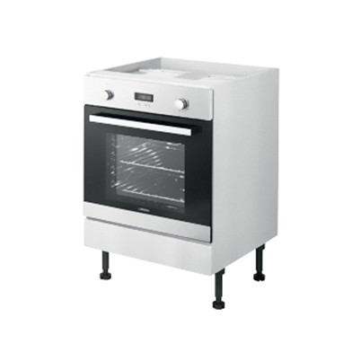 Meuble bas four encastrable 600 mm meuble for Meuble bas cuisine encastrable